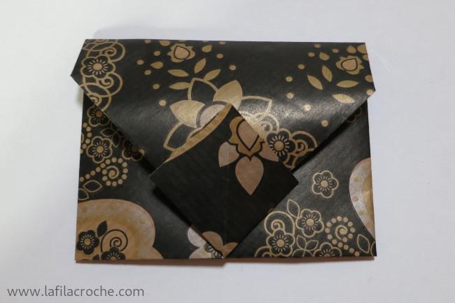 tuto enveloppe origami la filacroche. Black Bedroom Furniture Sets. Home Design Ideas