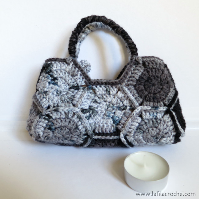 Mini sac au crochet