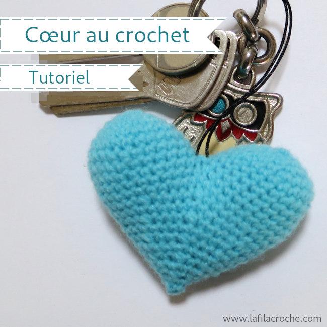 La Filacroche Tuto Cœur Au Crochet