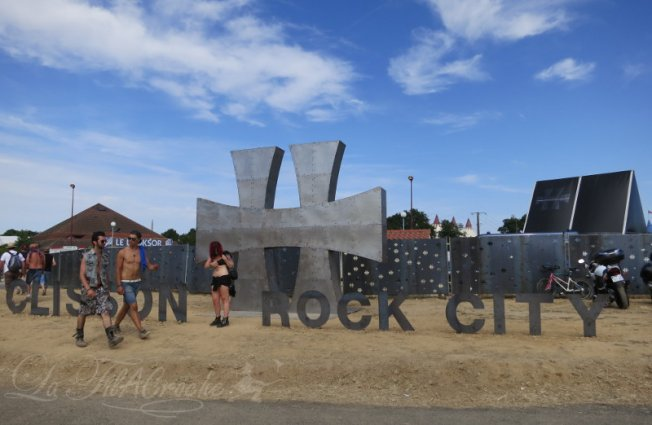 Clisson rock city