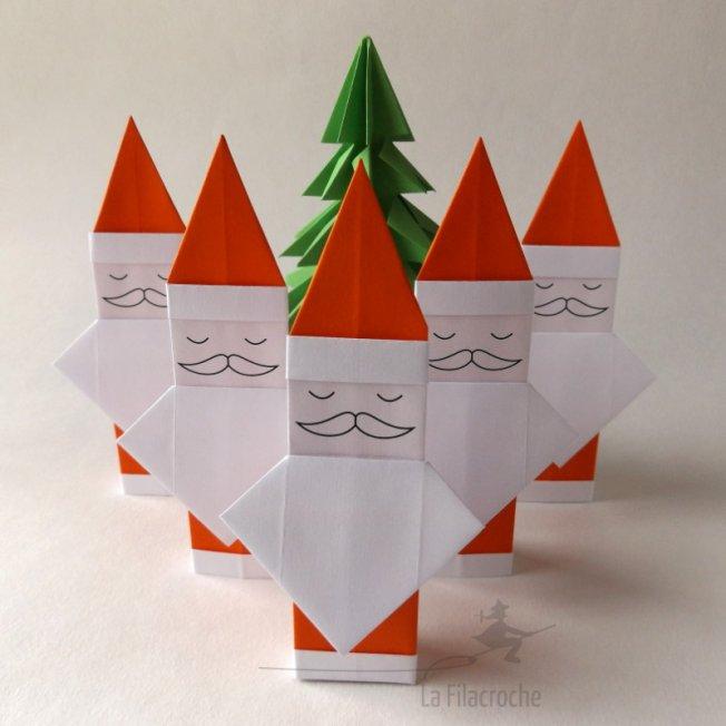 origami noel sapin simple carte de voeux le sapin en origami with origami noel sapin origami. Black Bedroom Furniture Sets. Home Design Ideas